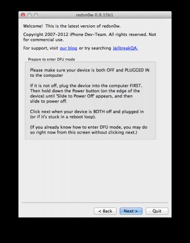 Create Custom iOS 6 Firmware to Preserve iPhone 4 or 3GS