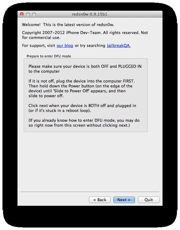 Create Custom iOS 6 Firmware to Preserve iPhone 4 or 3GS Baseband