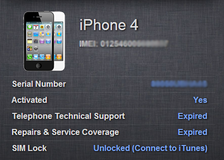 iPhone 4 AT&T Unlock