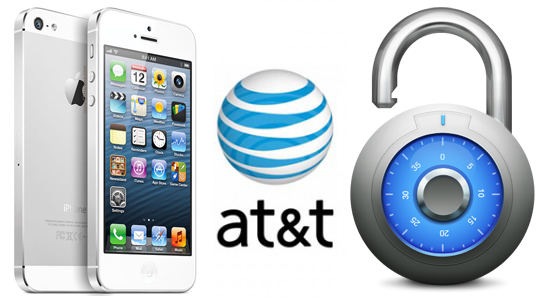 IMEI Factory Unlock Service For AT&T iPhone 5, iPhone 4S, 4, 3GS