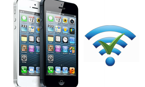 How To Fix iPhone 5 WiFi Issues